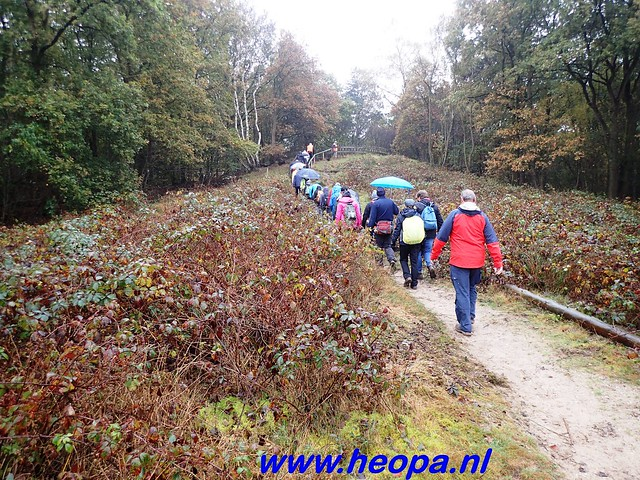 2016-11-09  Gooimeer tocht   25 KM   (61)