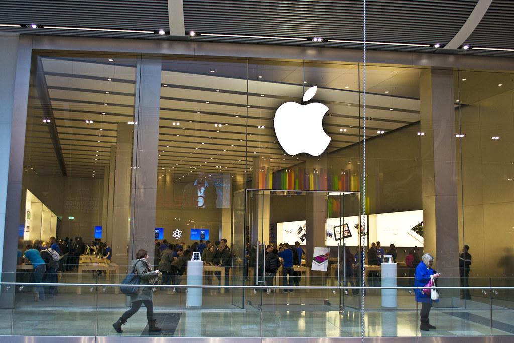 Apple Store Stratford City (UK) | Please visit my New Websit… | Flickr