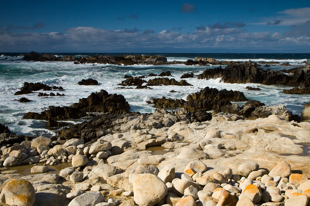Point Pinos, Pacific Grove