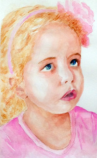 watercolor_of_Ariela | by adine.rotman