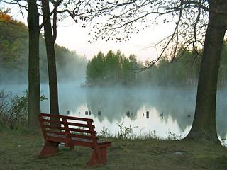 1st morning mist