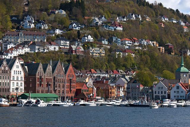 Bergen City 1.4, Norway