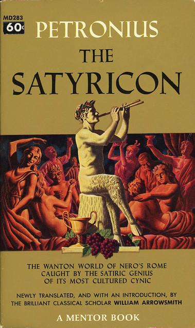 Mentor Books MD 283 - Petronius - The Satyricon