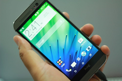 Helloooooooooo HTC One (M8)   by Sham Hardy