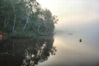 early morning, War Eagle Lake, Ontario - IMG_0885