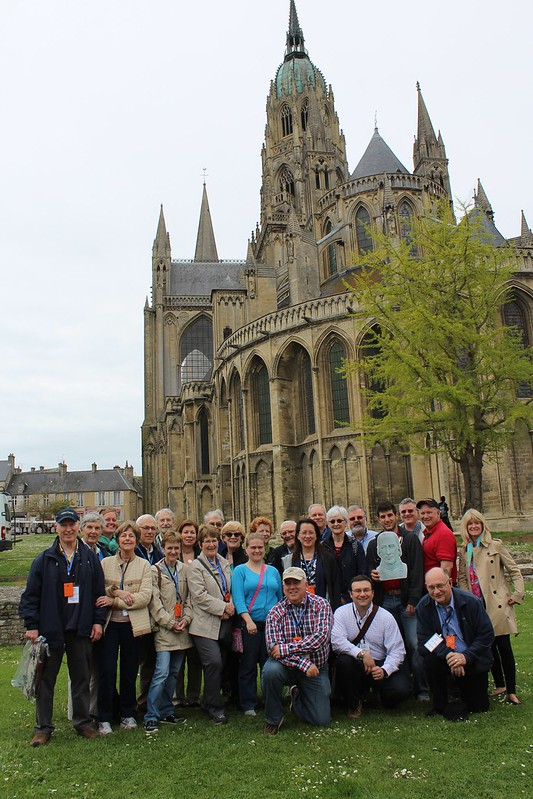 JCU Alumni Trip to Normandy - 2015