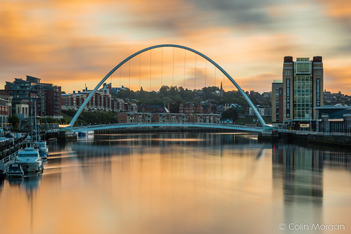 2016newcastleupontyne gatesheadquays millenniumbridge newcastle newcastlegateshead october quayside sunrise thebaltic thesage tynebridge river tyne newcastlephoto newcastlecanvas