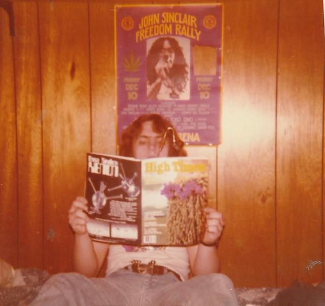 FREEKY DAN IN JAN 1980