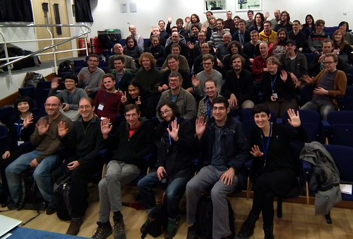 SuperCollider Symposium 2012 conference group photo