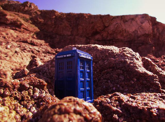 TARDIS (of Mars)