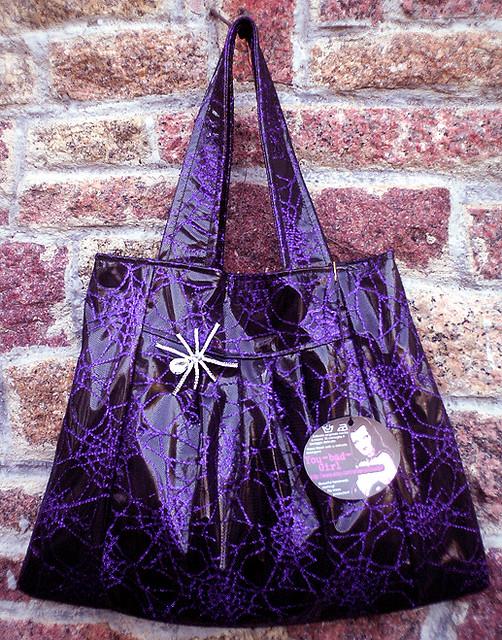 New handmade spider bag