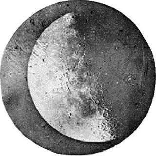 La primera fotografía de la Luna (1840)