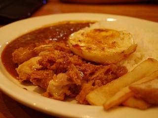 Katsu Curry @ Mos Burger   by nSeika