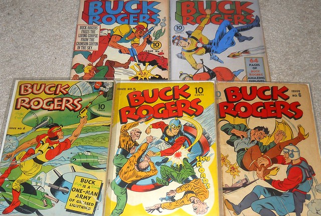 Buck Rogers group 3