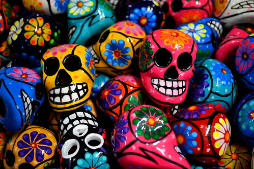 Mexican skulls | by logatfer