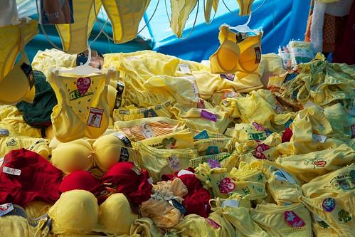 Yellow underwear… it was EVERYWHERE!!! | by mwbarre