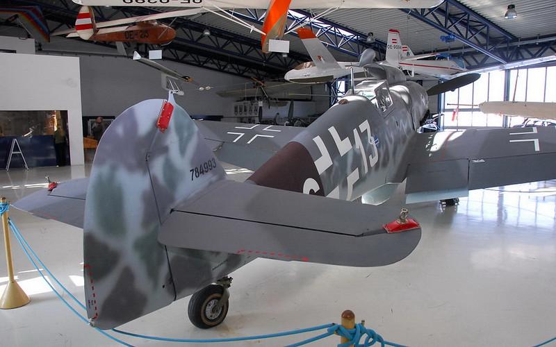 Messerschmitt Bf-109G-6 (4)