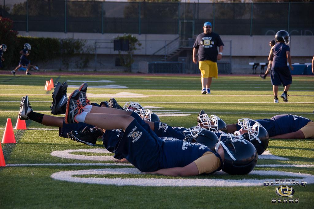 DSC_3639 | Glendale Bears Jr Pee Wee @ Glendora Tartans ... |Glendale Bears 2013
