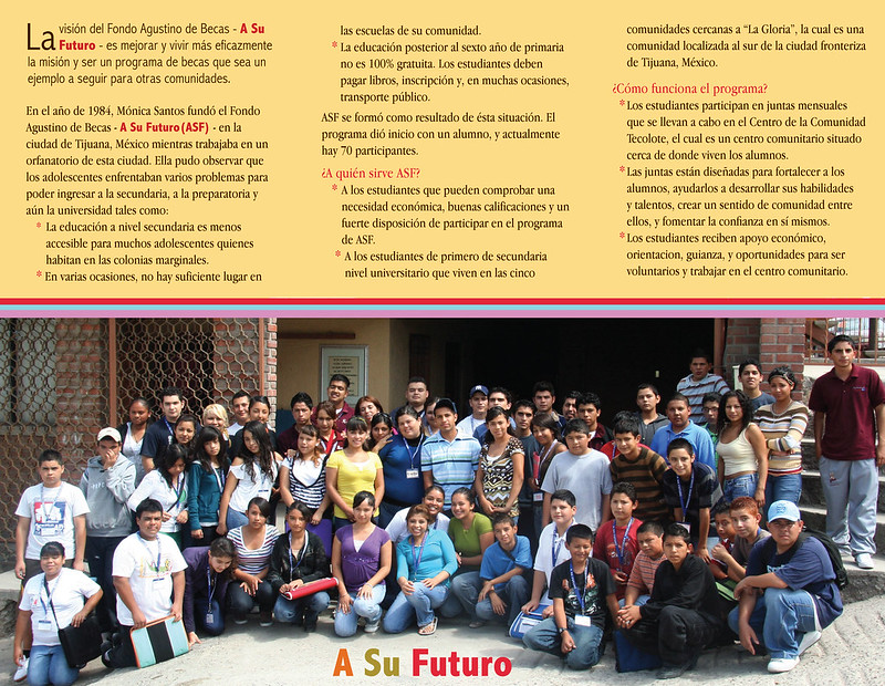 ASF Brochure : Spanish B