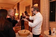 World best chef Massimo Bottura at Villa Firenze - November 15, 2016