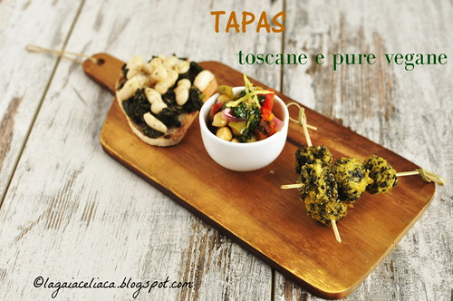 Tapas toscane e vegane | by mammadaia