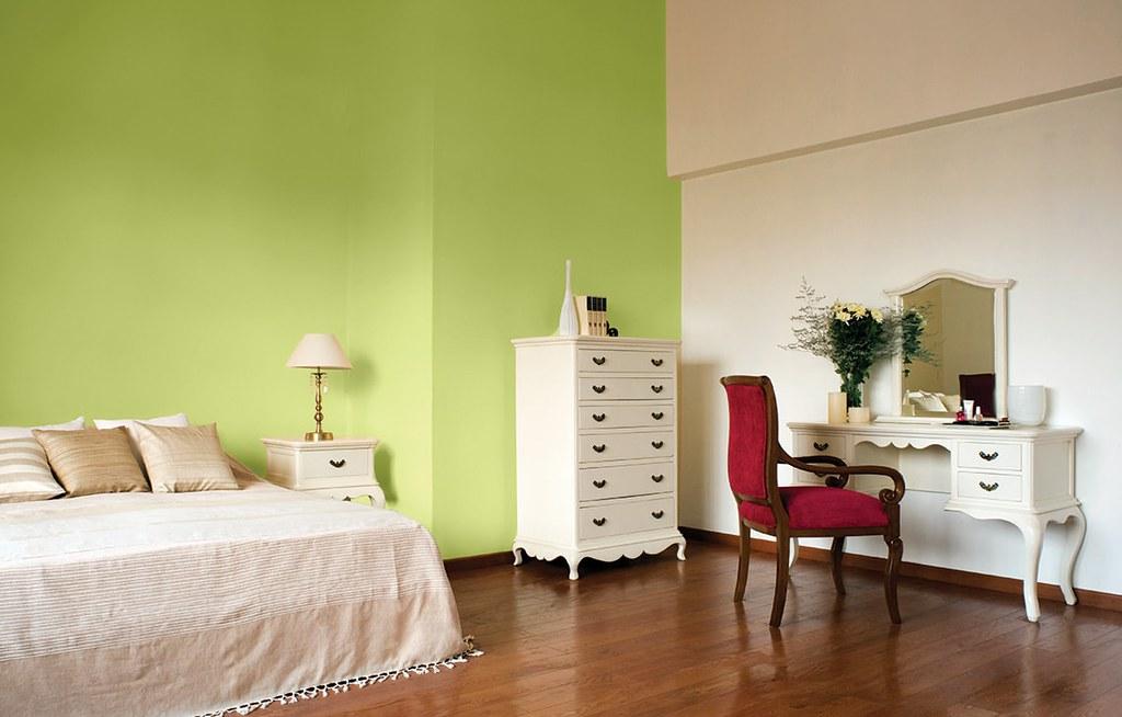 Asian Paints Interior Design Bedroom Green Yellow Flickr