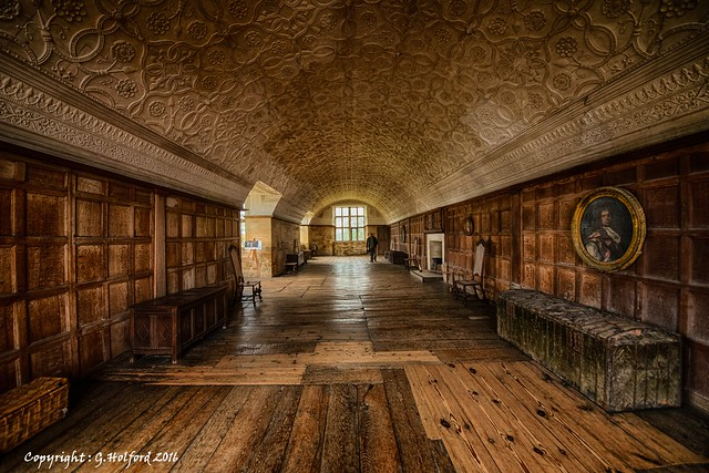 The Long Gallery at Chastleton