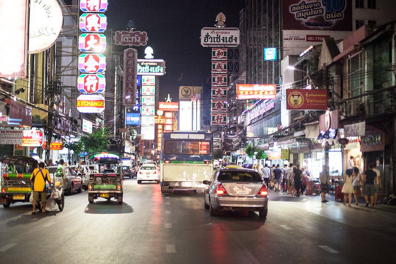 Yaowarat Rd, Bangkok