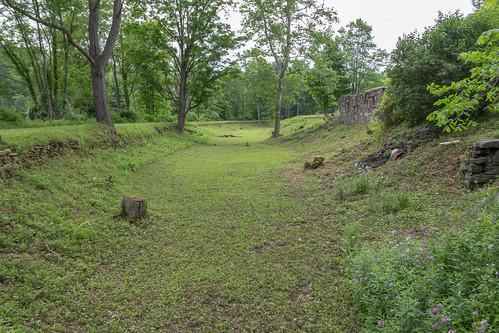 usa abandoned canal unitedstates pennsylvania lock hawley us6 dhcanal
