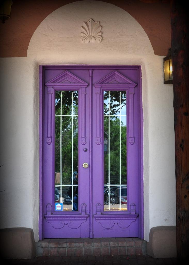 Southwest Us Santa Fe Doors And Windows Various Sights