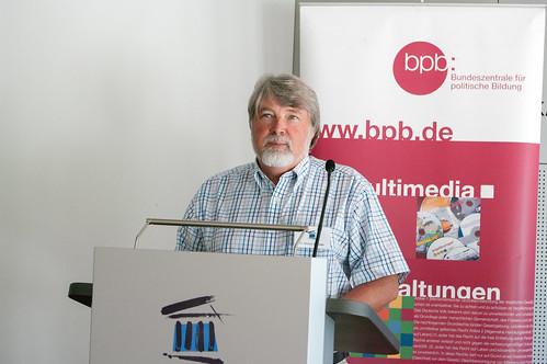 Schlussrunde   Dr. Michael Schröder   Tutzinger Radiotage ...