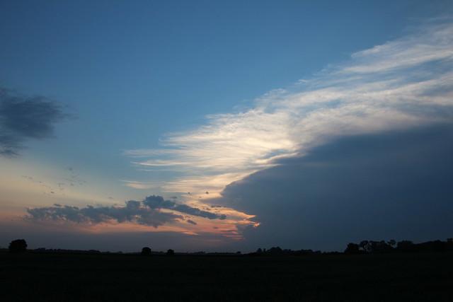 070713 - Developing Storms in west central Nebraska...