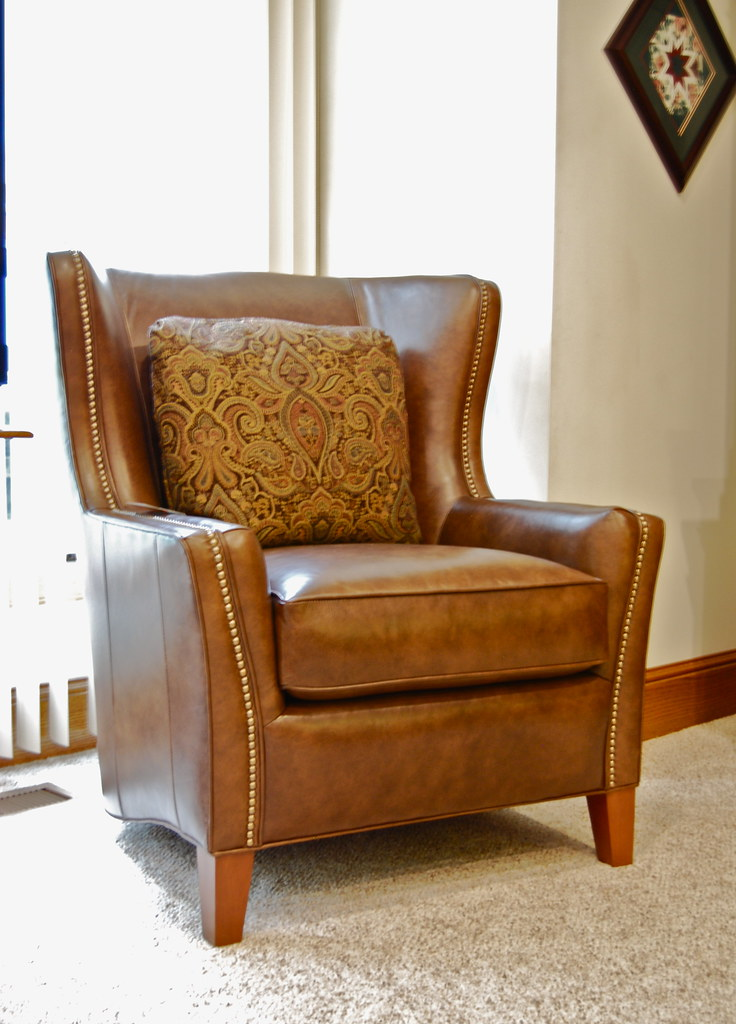 Smith Brothers Of Berne 825 Wingback Chair This Contempora Flickr