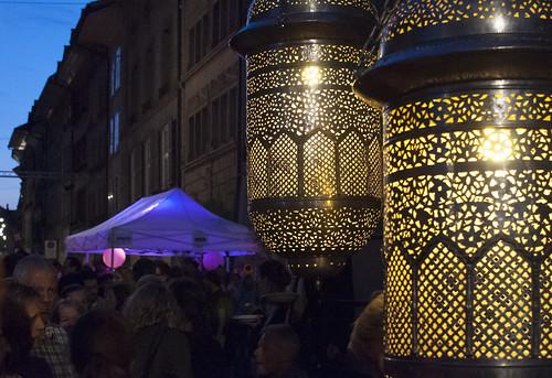 Illumination Buskers Bern 2013