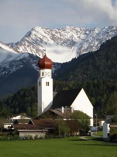 Österreich - Tirol - Heiterwang - Kirche