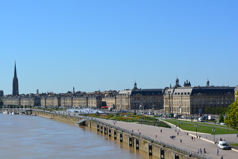 Bordeaux, Ma Ville - Visite de l'AZAMARA QUEST - Cérémonie de bienvenue - 20 aout 2013