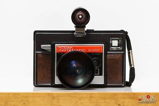 Kodak Instamatic X35-F Telephoto | by No Stone Unturned Photography
