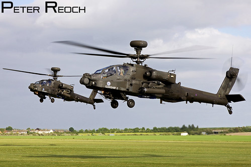 ZJ205 / Army Air Corps / Westland WAH-64D Apache AH1 | by Peter Reoch
