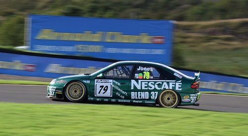 Renault Laguna - Mark Jones Photo