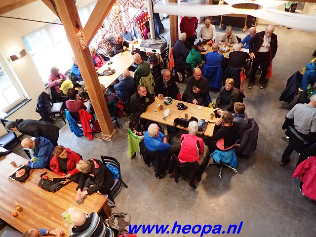 2016-11-09  Gooimeer tocht   25 KM   (116)