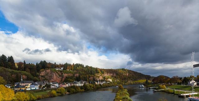 Mosel river (Treves)