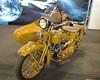 1931 Harley Davidson V-VI Gespann