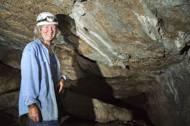 Terry Brooks, Baker Cave, Cumberland Co, TN