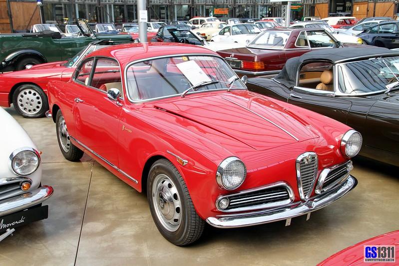 1954 - 1964 Alfa Romeo Giulietta Sprint