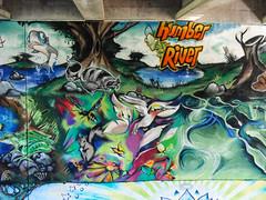 Humber River Mural