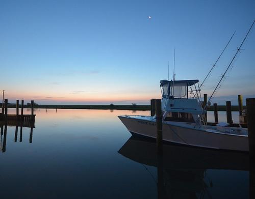 marina virginia boat fishing easternshore explore foxylady explored wachapreague