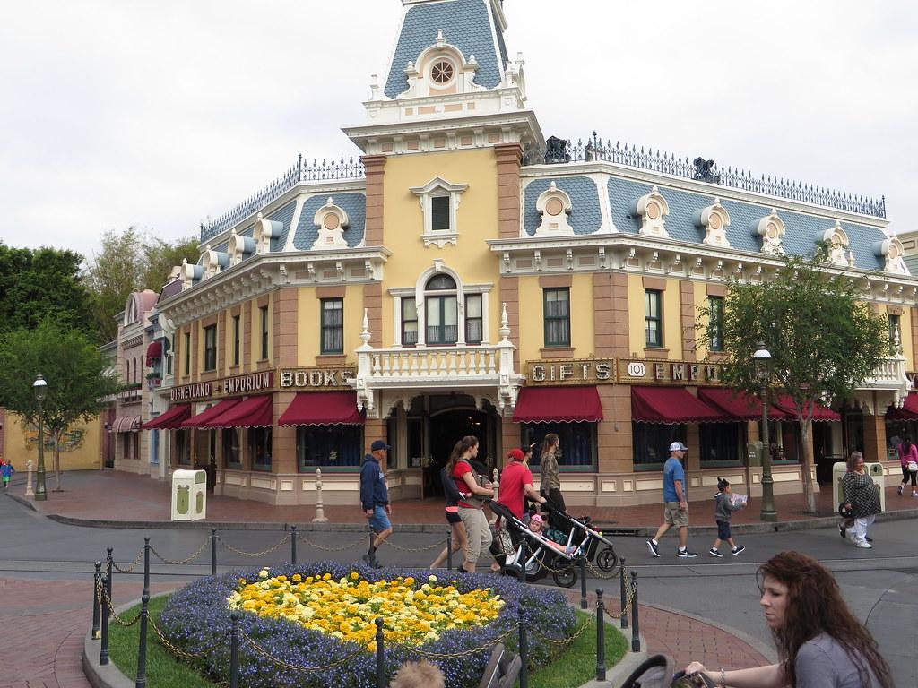 Disneyland Emporium, Main Street, U.S.A., Disneyland, Anaheim, California
