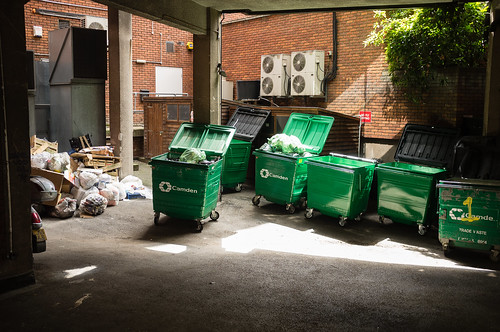 Bin party | by @andymatthews