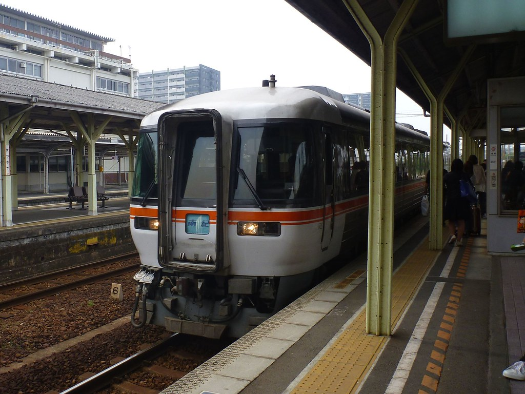 JR Matsusaka Station