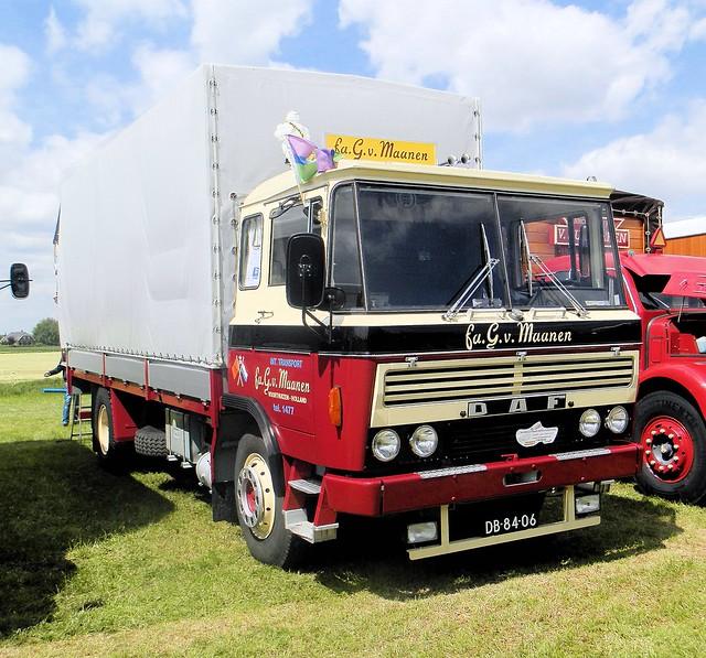 1974 DAF FA 2600